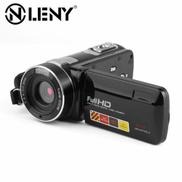 Digital Video Camera Full HD 1080P 3.0 LCD Touchscreen 270 Degree Rotary Mini Camcorder 18 X Digital Zoom 24 MP CMOS HDX301 US RELAXING