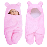Baby Sleeping Bag Nest Sack - Keep Warm Comfortable Infant Swaddle Clothing