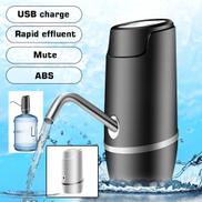Electric Auto Water Pump USB Gallon Bottle Dispenser Pump Portable Drinking