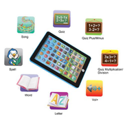 Learning Machines Electric Tablet Touch Screen Kids