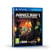 Minecraft for PS Vita