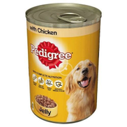 Pedigree Adult Dog Food X 24 With Chicken