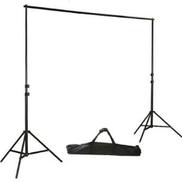 Background Backdrop Support Stands-black