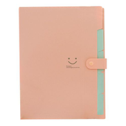 Kawaii Foldersstationery Carpeta File Folder Bag Stationery