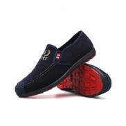 H sport Men Shoes Loafers-Blue