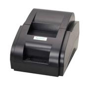 XPrinter XP-58IIH High Speed 58mm Thermal PoS Printer - Black