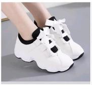 Topnotch Ladies Sneaker-White