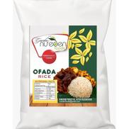 Garden of Nu'eden foods Nu'eden Ofada Rice 1KG