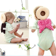 Baby Toddler Head Protection Pillow Cushion Pad - Bee Design