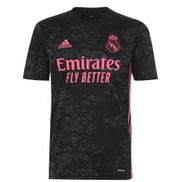 Real Madrid Third Kit 2020 21 Elite Grade