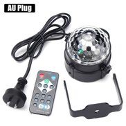 UV LED Magic Rotating Ball Effect LED Stage Light Disco Club Bar DJ Show