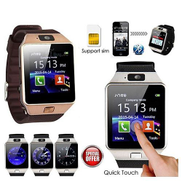 DZ09 New 2.0 Version Smart Watch Phone Camera Bluetooth HT