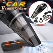 12V Car Vacuum Cleaner Handheld Portable Duster Kit Dry & Wet Suction Hand Held