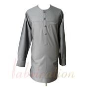 Senator Suit - Grey Corporate Long Sleeve