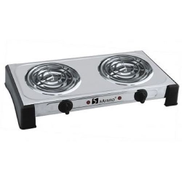 Saisho Coil Electric Hot Plate Steel Double HP-12 Hp12