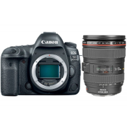 Canon EOS 5D Mark IV With EF 24-105 mm IS II USM DSLR Camera